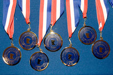 Wear your Achievement Medals on Heavy Medal Fridays